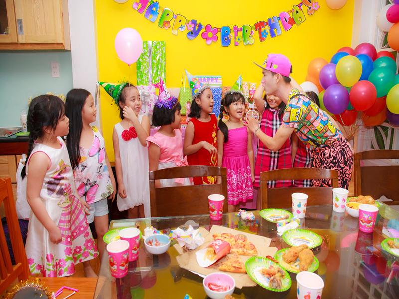 dịch vụ tổ chức sự kiện cho trẻ em