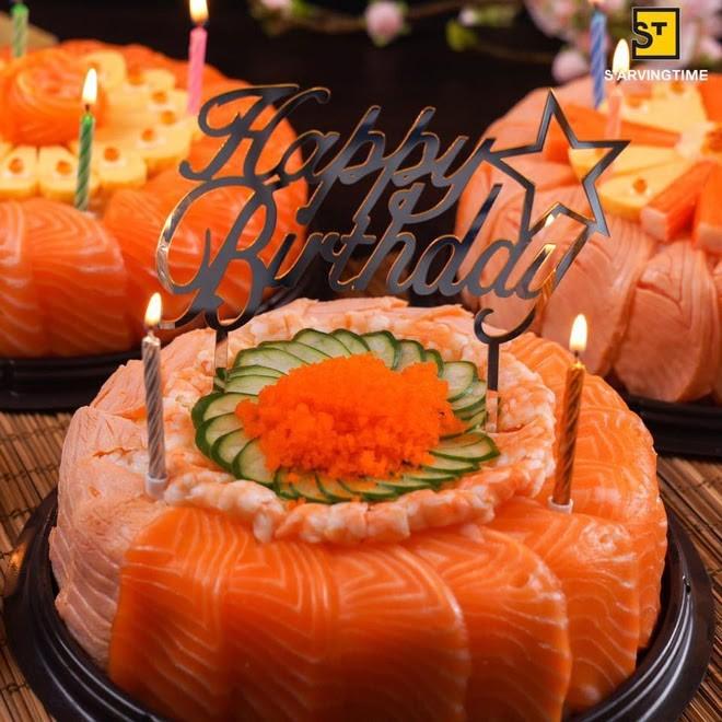 tiệc sinh nhật công ty